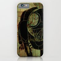 iPhone & iPod Case featuring File Not Found by km illustration