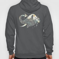 The Grey Gust And The Sa… Hoody
