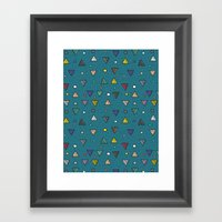 Party! Framed Art Print
