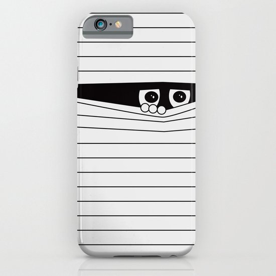 Watching. iPhone & iPod Case