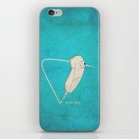 The HumWii Bird iPhone & iPod Skin