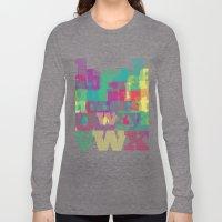 ABC  Long Sleeve T-shirt