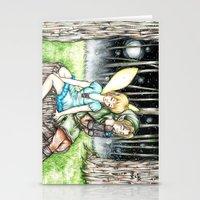 Link&Navi Stationery Cards