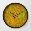 Design abstract fantasy Wall Clock