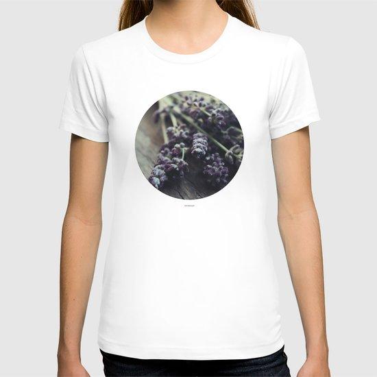 Lavender Harvest T-shirt