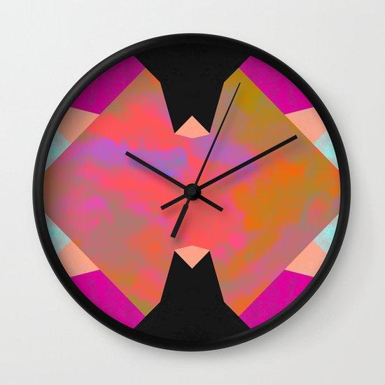 Abstract 04 Wall Clock