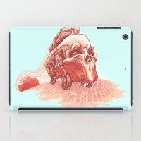 Walking To Dead! iPad Case