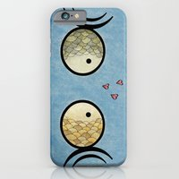 iPhone & iPod Case featuring Fish by Nora