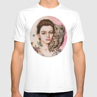 The Most Comfortable Mom… Mens Fitted Tee White SMALL