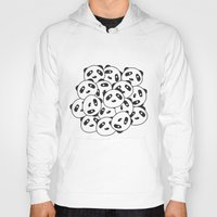 Pandamonium (Patterns Please Series #2) Hoody