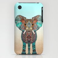 ElePHANT iPhone (3g, 3gs) Slim Case