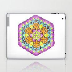 Flower of Life Mandala - 1 Laptop & iPad Skin