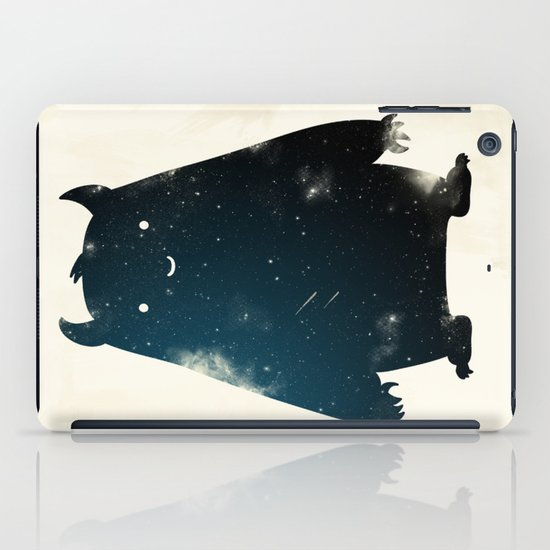 Mr. Cosmos (Color Version) iPad Case