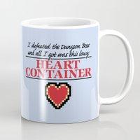 Lousy Heart Container Mug