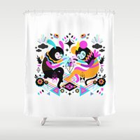 Hocus Pocus! Shower Curtain