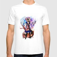 Alice Madness Returns Mens Fitted Tee White SMALL