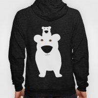 Winter - Polar Bear 2 Hoody