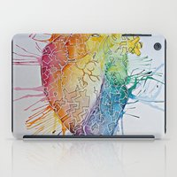Graffiti Heart iPad Case