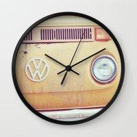 vw Wall Clock