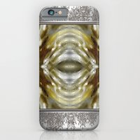 iPhone & iPod Case featuring Cafe au Lait Kaleidoscope by JMcCombie