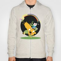Adventure time Hoody