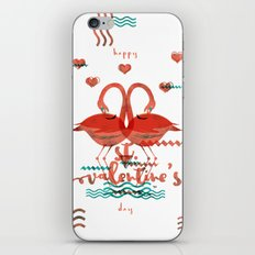 ST.VALENTINE iPhone & iPod Skin