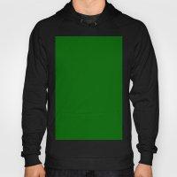 Deep Green Hoody