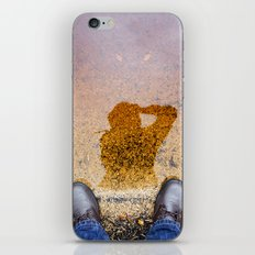 My Self Portrait iPhone & iPod Skin