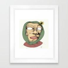 Zeinah  Framed Art Print