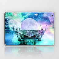 Fantasy Moon Laptop & iPad Skin
