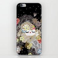 Kokeshina Ebène iPhone & iPod Skin