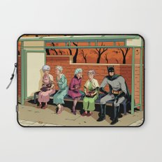 Nanna nanna bat man Laptop Sleeve