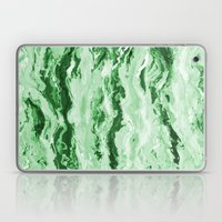 Emerald Melt Laptop & iPad Skin