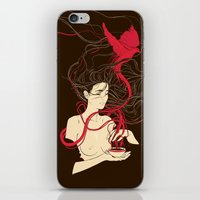 The Warmth Of You iPhone & iPod Skin