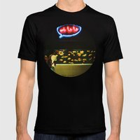 Serendipity Mens Fitted Tee Black SMALL