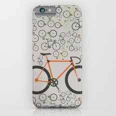 Fixed gear bikes iPhone 6s Slim Case