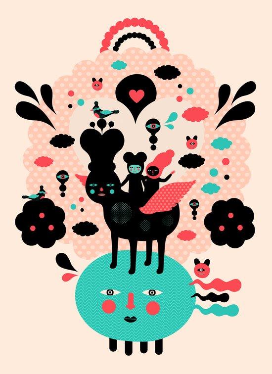 You Are My Favorite Adventure Art Print