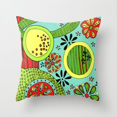 Keiko Throw Pillow