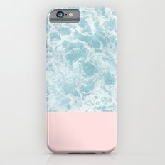 Pink on the Sea iPhone 6 Slim Case