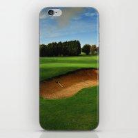 East Brighton Golf Course iPhone & iPod Skin