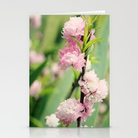 The Best Things in Life are Pink Stationery Cards