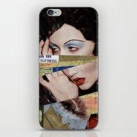 Model Mayhem iPhone & iPod Skin