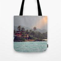 Back to Lanikai Tote Bag