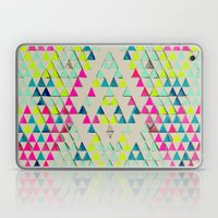 TRIANGLE SUMMER Laptop & iPad Skin