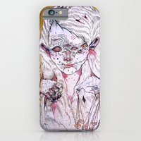 iPhone & iPod Case featuring g a i n by Kira Leigh