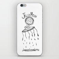 Jelly Moon V.2 iPhone & iPod Skin