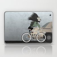 Alleycat Races Laptop & iPad Skin