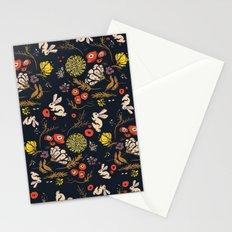 Autumn Bunny Land Stationery Cards