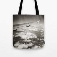 { flying high } Tote Bag
