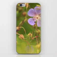 Wild Geranium 3900 iPhone & iPod Skin